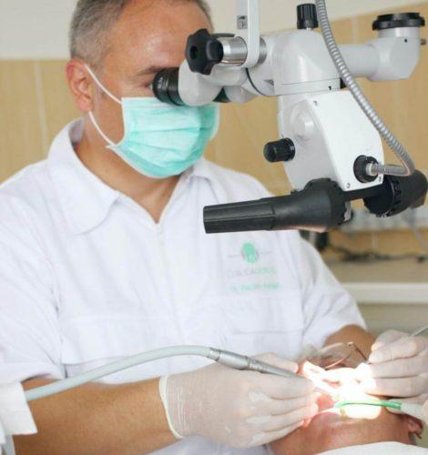 Mikroszkópos gyökérkezelés az ÚjBuda Dentalban