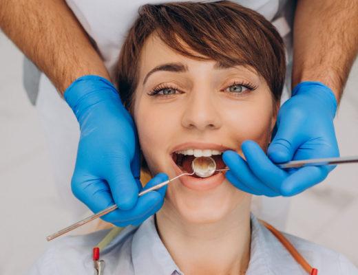 Héjak és betétek az Újbuda Dental fogászati rendelőben