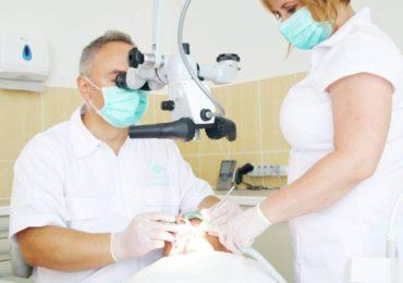 Mikoszkópos fogászat